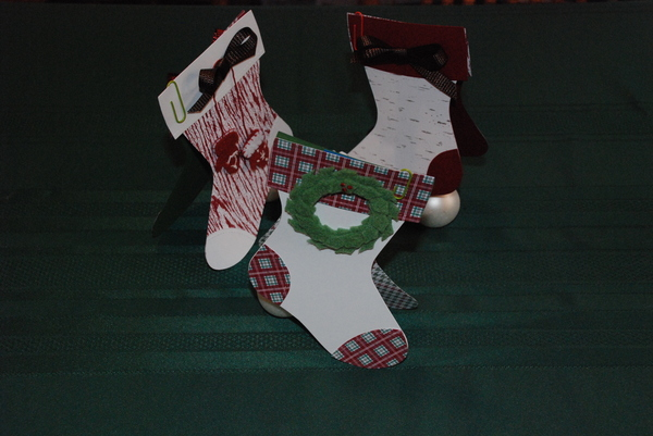 Holiday Stocking 1