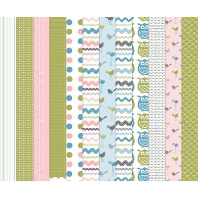 123136 Nursery Nest Designer Series Paper