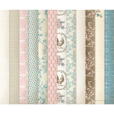 124222 Beau Chateau Designer Series Paper