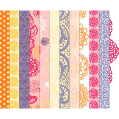 124227 Flirtatious Designer Series Paper