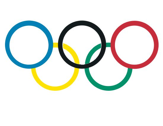 Olympic rings, Step E: putting circle photo onto center of top ring