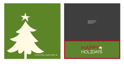 131216 Seasonal Salutations Greeting Card Template